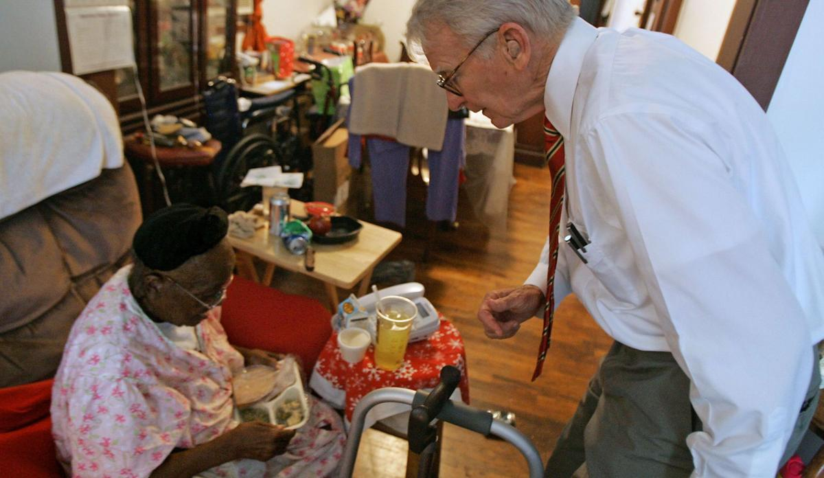 Meals on Wheels struggles to meet need
