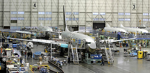 Might Boeing 737 replacement be built here?