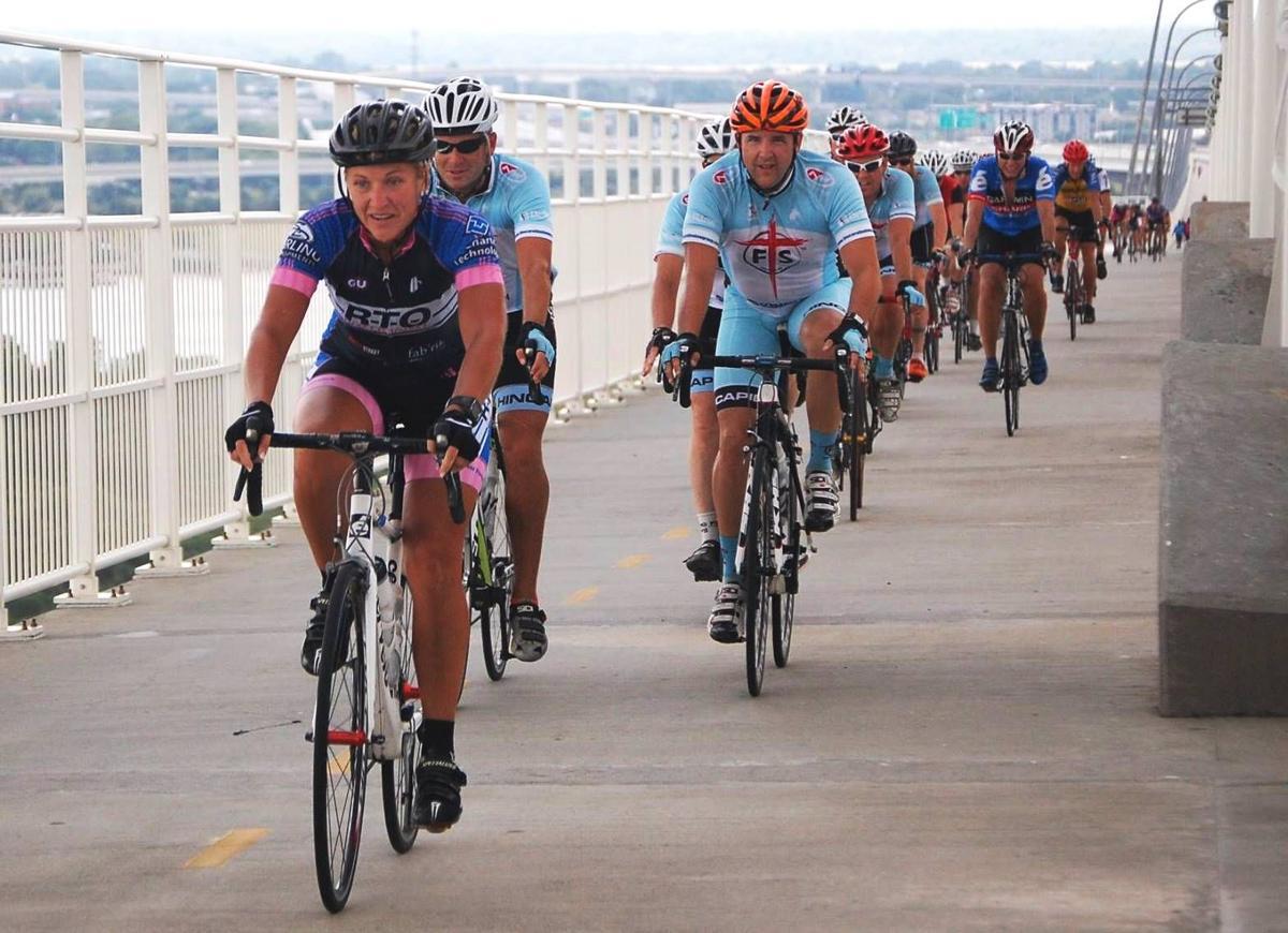 Bike tour raises $350K for Alzheimer's