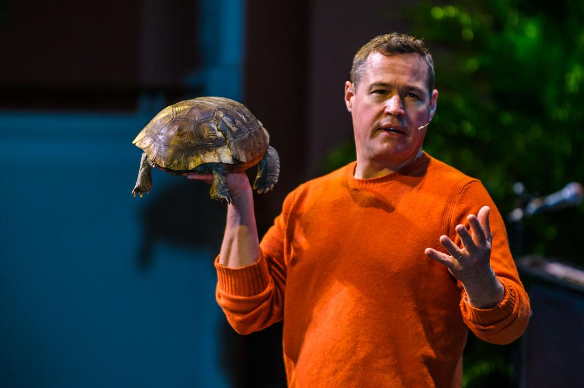 Jeff Corwin at SEWE