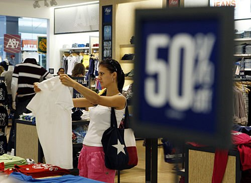 Some stores find deep discounts aren't enough