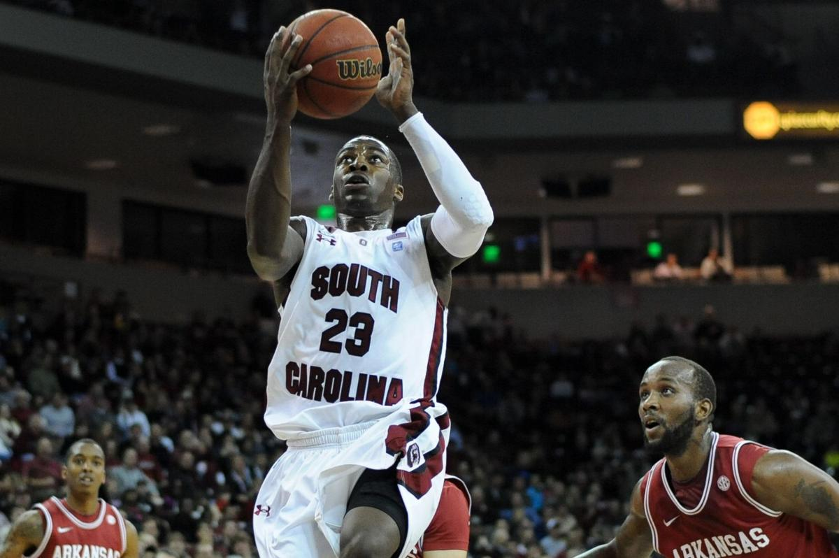USC coach Martin hopes Ellington left impact on players
