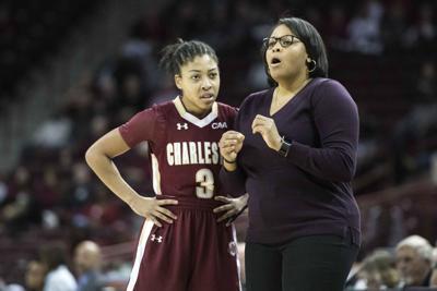 Coll of Charleston South Carolina Basketball