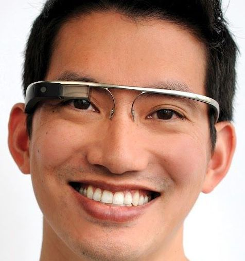 Seeing the future Google's 'Project Glass' attempts to marry Internet, eyewear