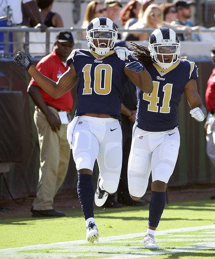 Rams Jaguars Football