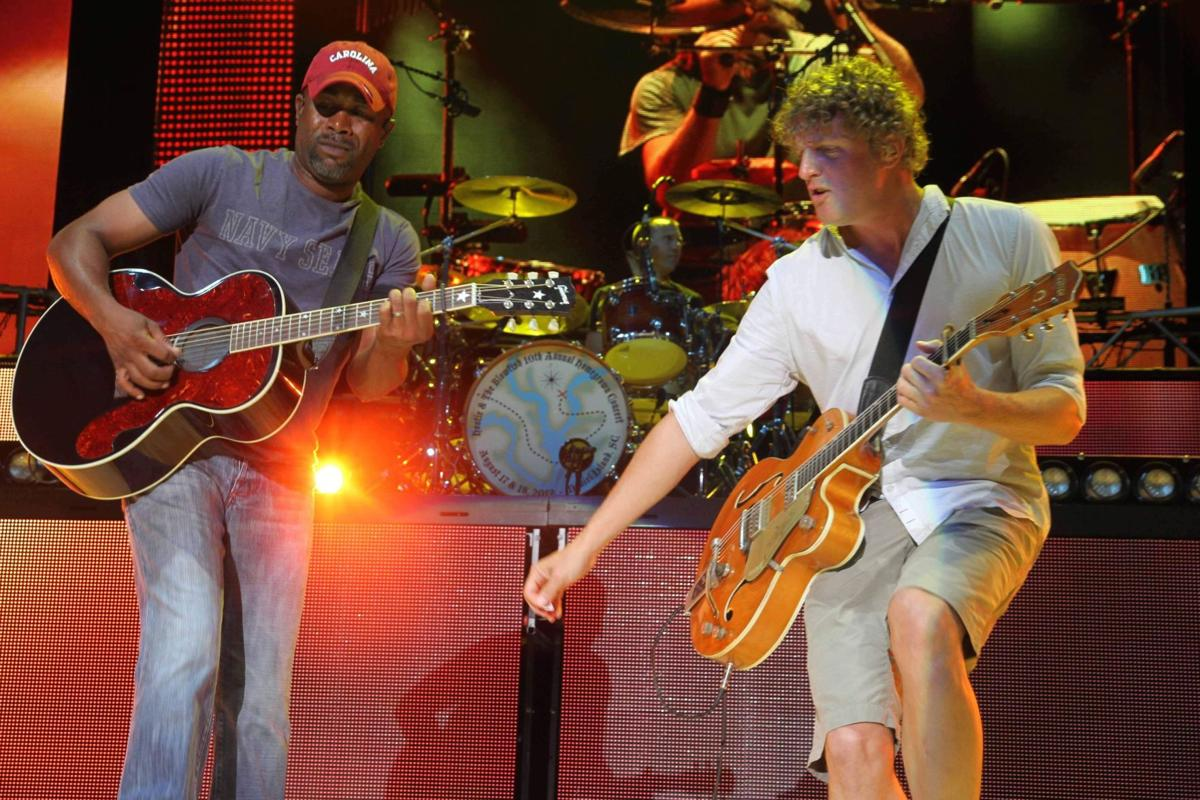 Hootie on 'Late Show' 'coming full circle'