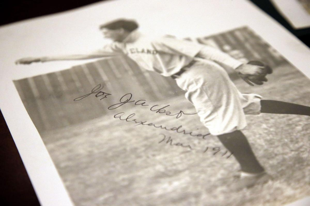 Going Shoeless one way to get richer Rare autographed Joe Jackson photo may score $100K