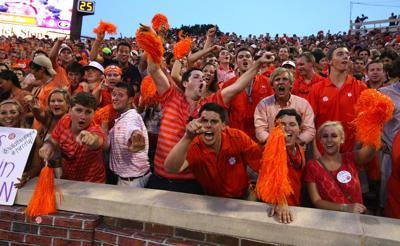 Clemson sells out season-ticket allotment for 2014 football season