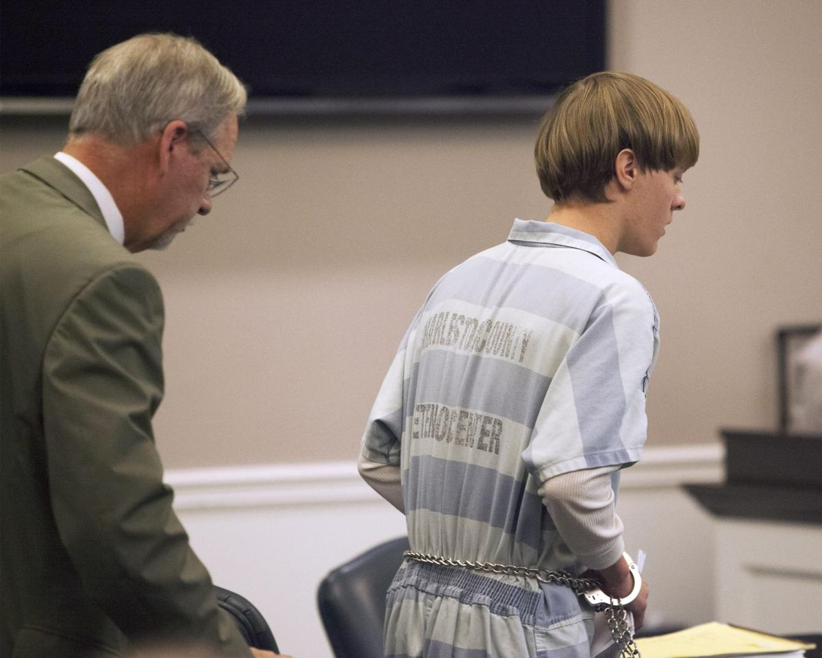 Dylann Roof prosecution entering 'uncharted waters' of legal history