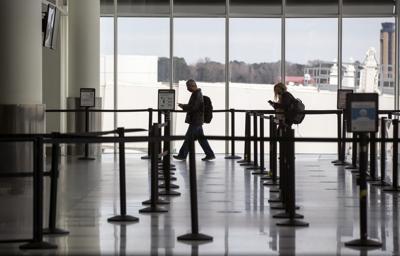 Charleston airport passengers (copy)