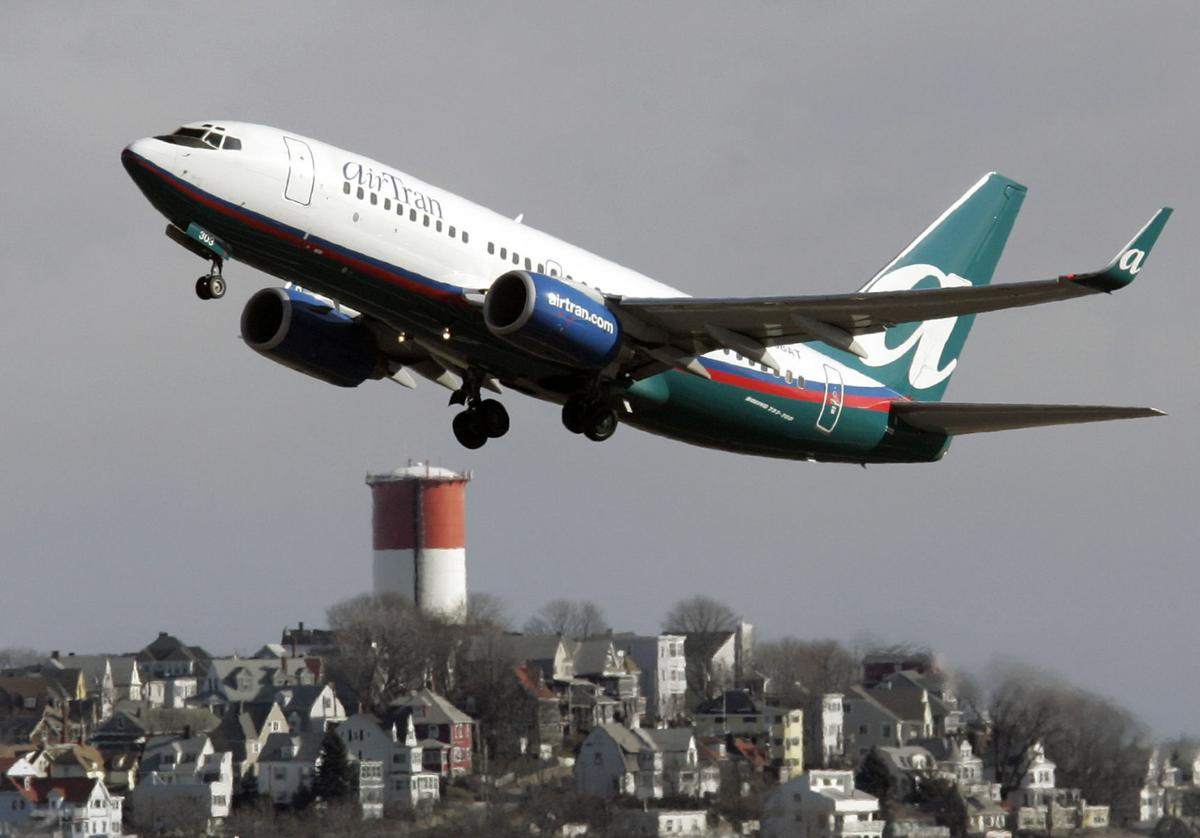 Ticket prices soar after AirTran takes off