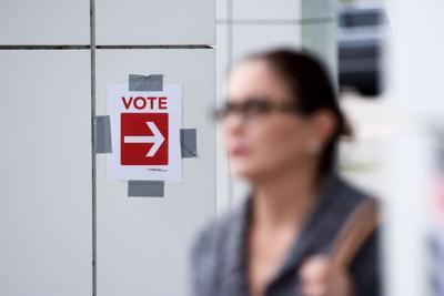 Vote Sign, Aiken Absentee (copy) (copy)