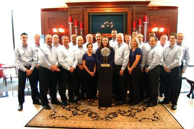 Mark of Consistency: Lexus of Charleston counts 18 consecutive years earning carmaker's top dealership award