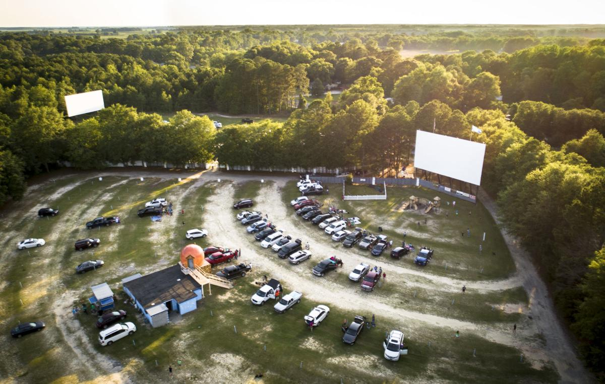 Across South Carolina Drive In Movie Theaters Are Still Hanging On Charleston Scene Postandcourier Com