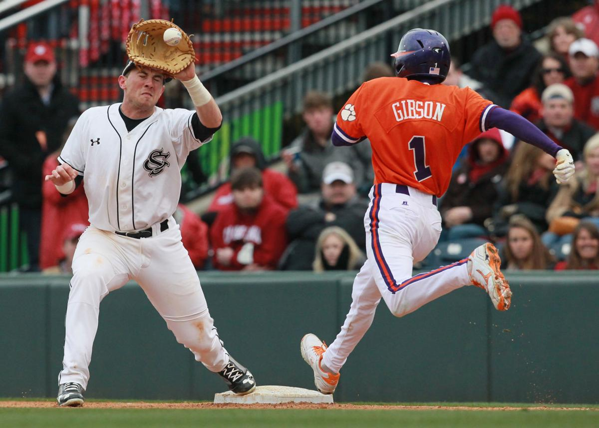 Clemson ends neutral-site woes against South Carolina with series-evening win