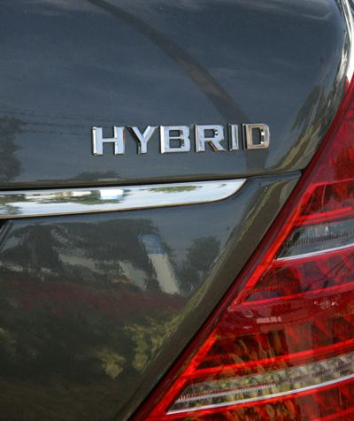 S.C. tax credit for hybrid vehicles