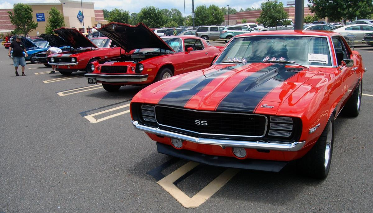 Muscle Car Club Automotive Postandcouriercom - Muscle car club