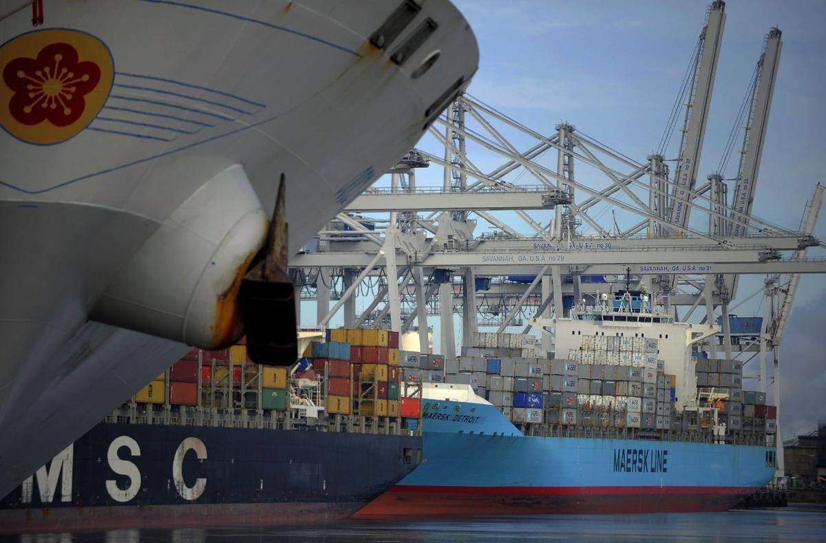Savannah port adding 24 cranes to expand services
