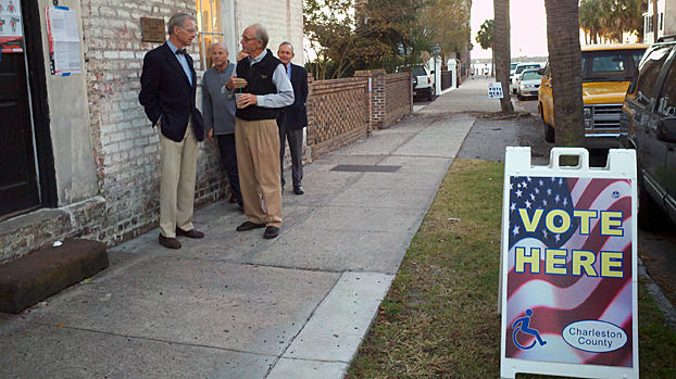 Election Day 2011