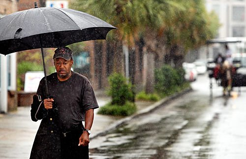 Sunshine expected today, along with cooler, 'very fall-like weather'