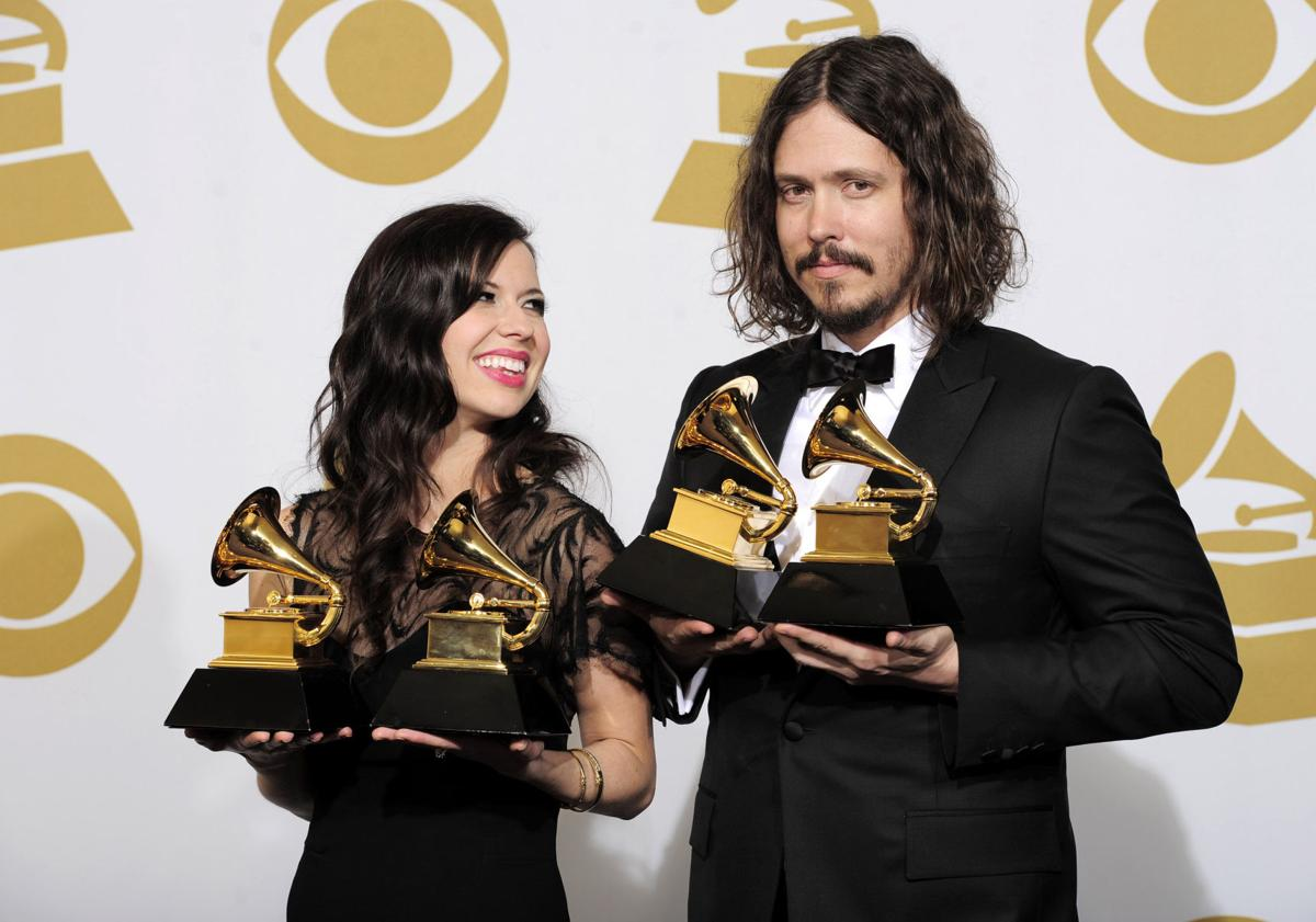 Sales bump for Civil Wars, Bruno Mars, others after Grammys