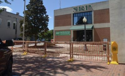 New SRP building construction