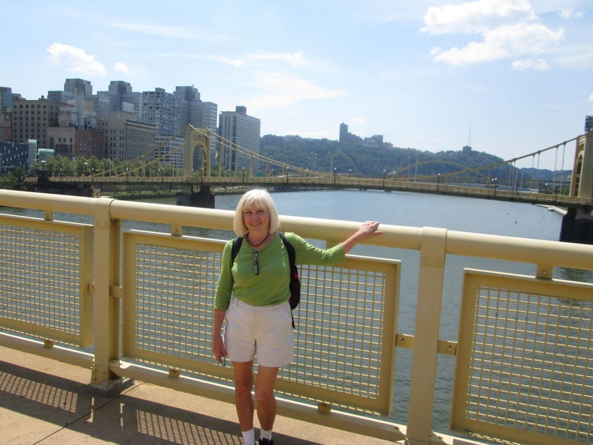 A walk around Pittsburgh finds history, beauty