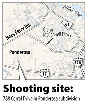 Murder trial witness shot multiple times