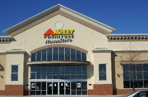 15 Idled By Closure Of Ashley Furniture