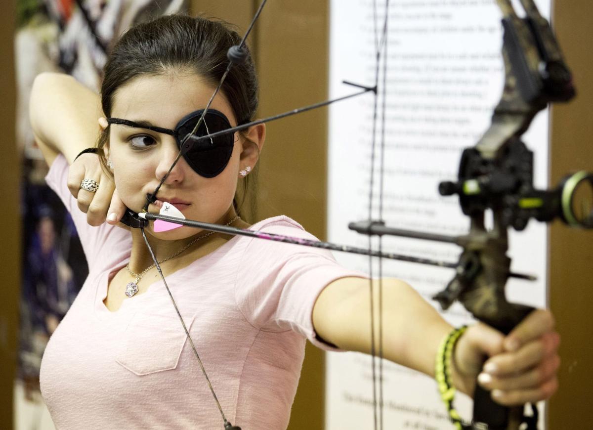 'Hunger Games' propels archery