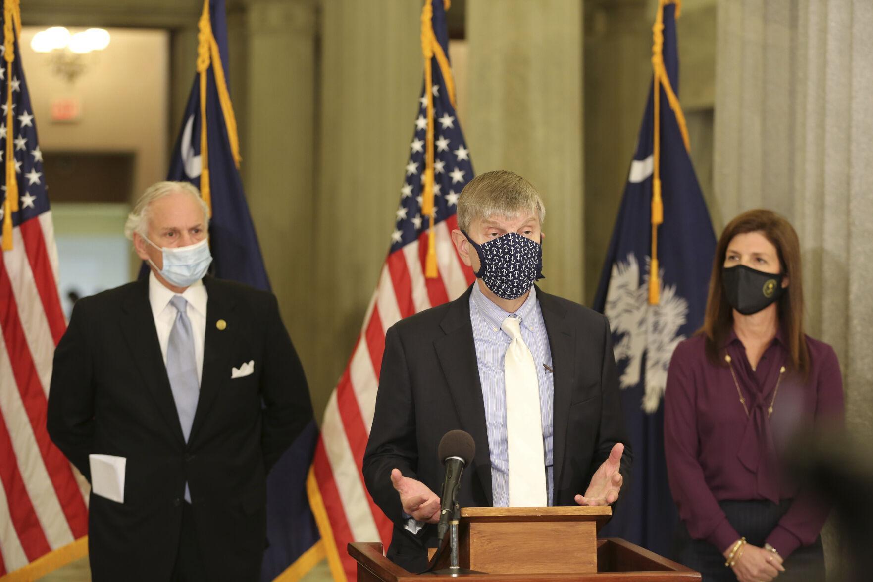 POST AND COURIER – DHEC says all schools should require masks indoors, urges legislators to repeal ban