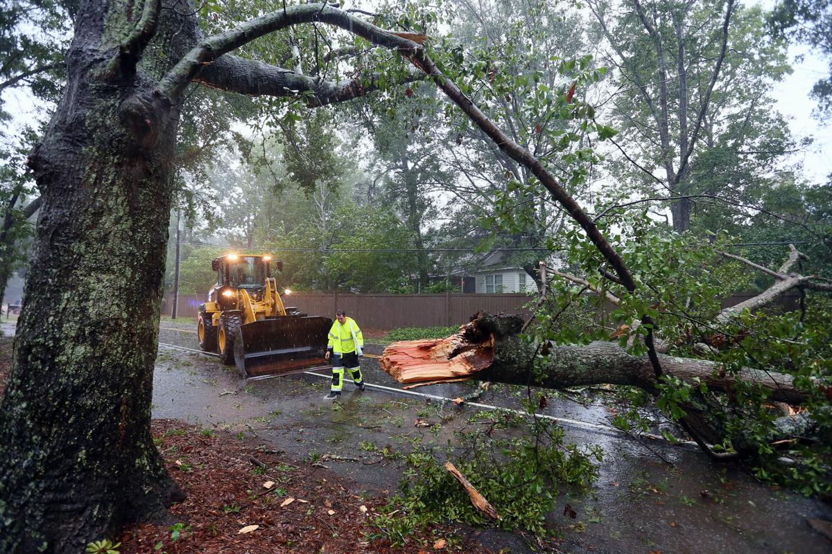 PRINT TUESDAY blocked road storm hurricane irma.jpg (copy)