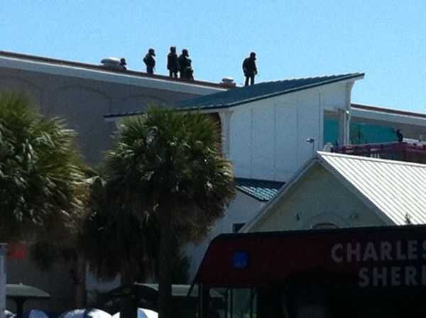 Man SWAT was after on Isle of Palms captured at North Charleston Walmart