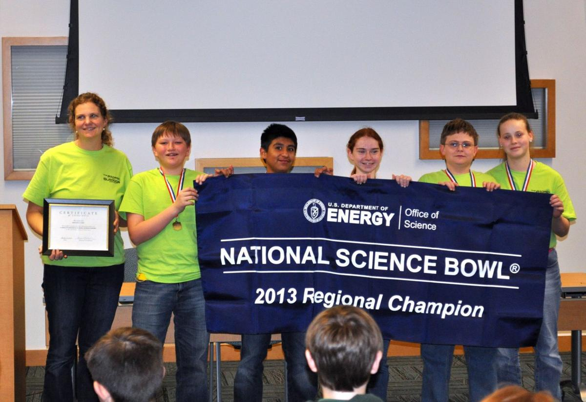 Haut Gap science club to go to national competition