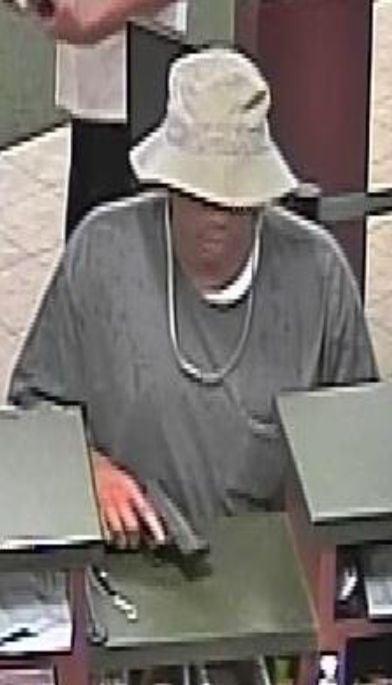 West Ashley bank robbed at gunpoint
