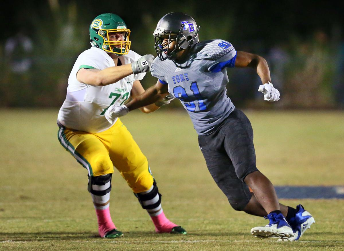 Fort Dorchester leads preseason All-Lowcountry football ...