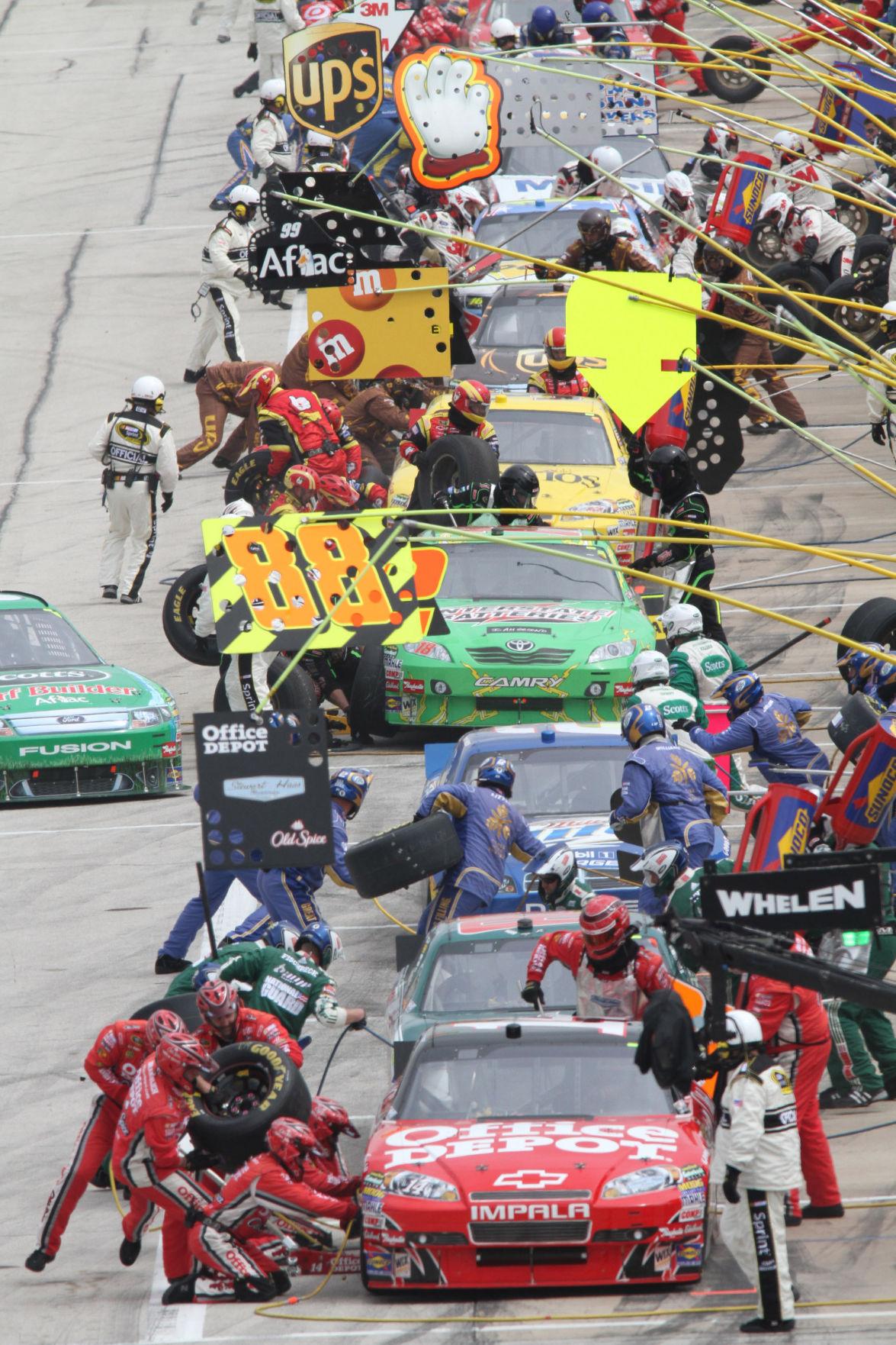 NASCAR Sprint Cup Samsung Mobile 500