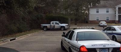 Shots fired after North Charleston police find stolen truck
