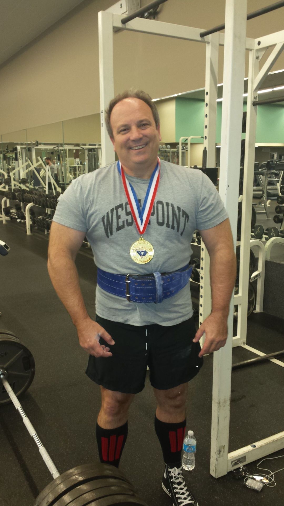 Grisillo wins Masters powerlifting title