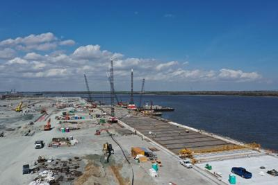 Leatherman Terminal construction