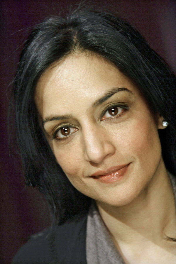 Panjabi heats up 'Good Wife'
