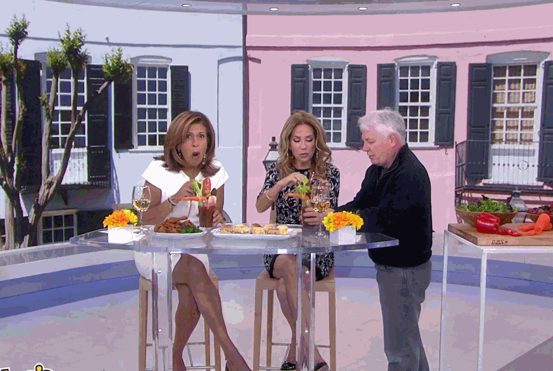 Tourism groups pay TODAY Show $280K to film in Charleston during 2019 Wine + Food Festival