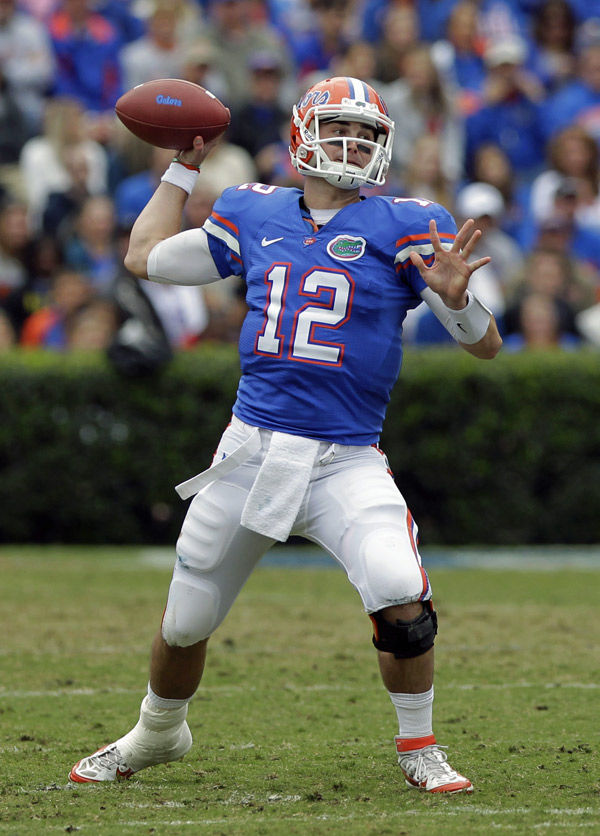 Gamecocks looking to add pressure on Florida's QB