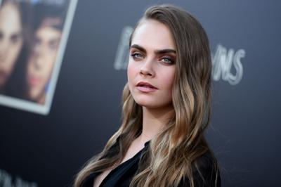 Cara Delevingne Takes Joy Ride From Fashion To Film