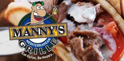 Manny's Mediterranean Grille