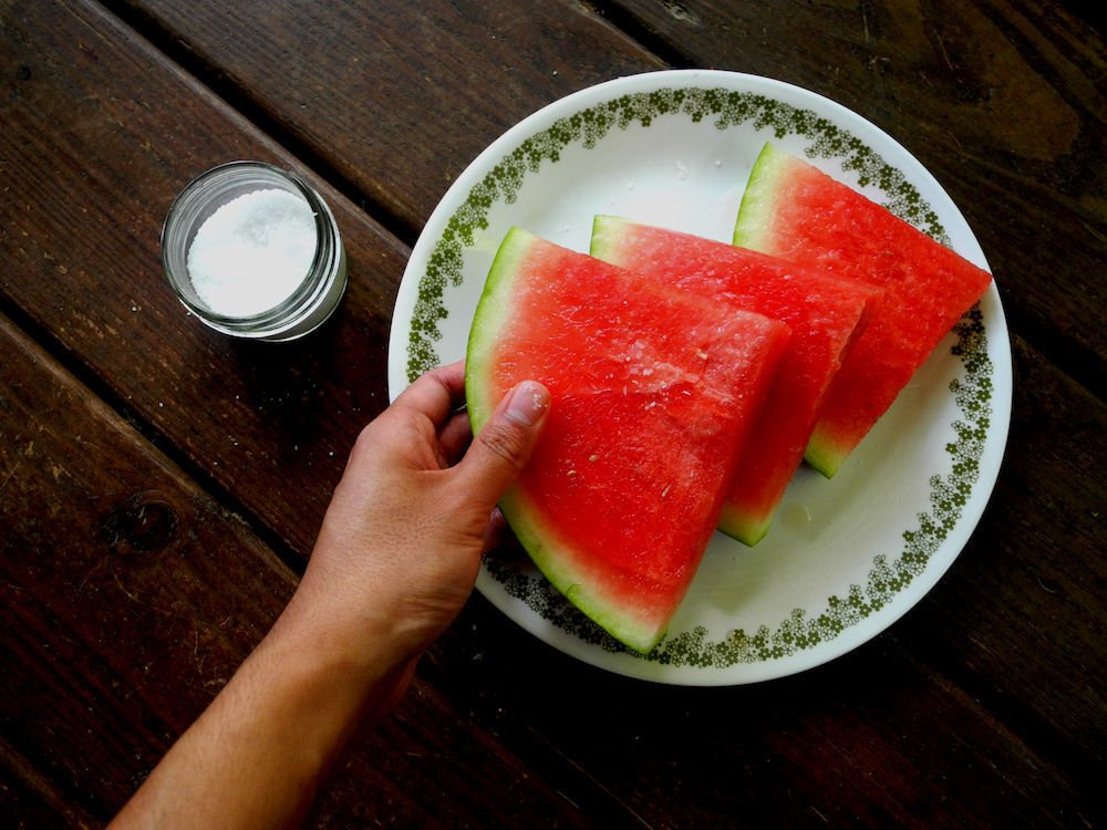 Diving into the South's Obsession with Salt on Watermelon | Food & Drink |  postandcourier.com