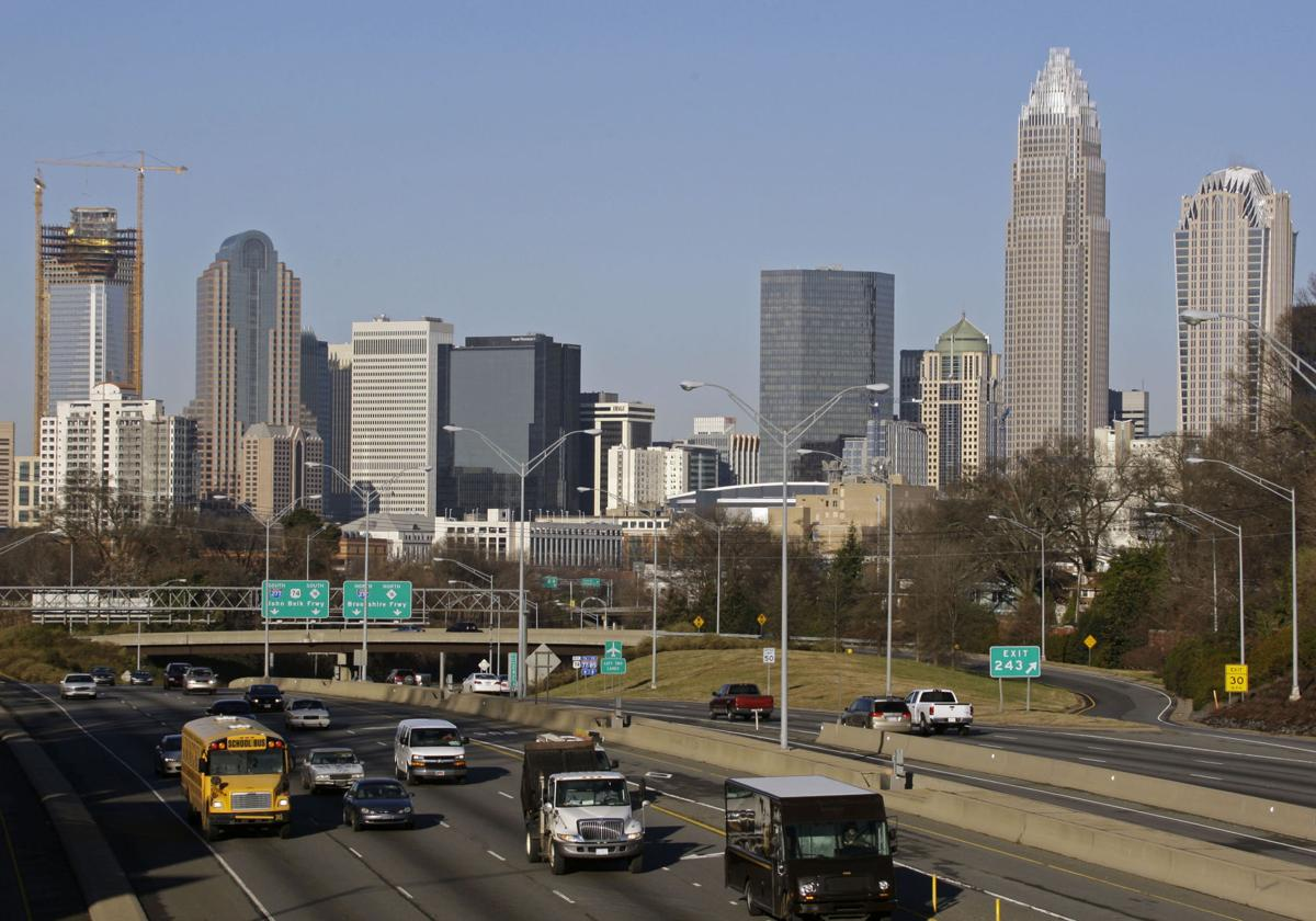 Ground broken for uptown Charlotte office tower (copy)