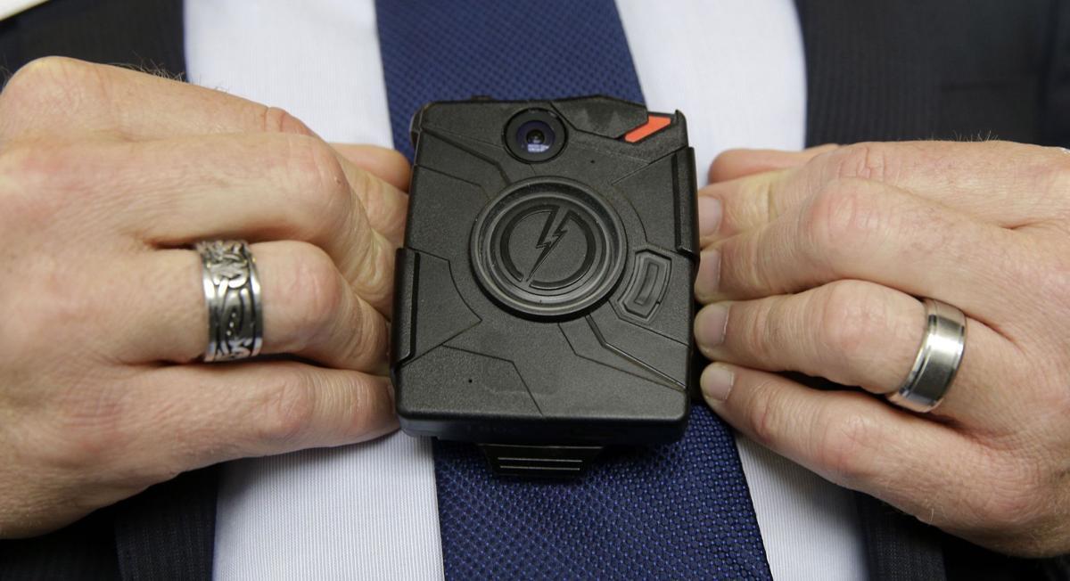 Senate panel advances body cam bill