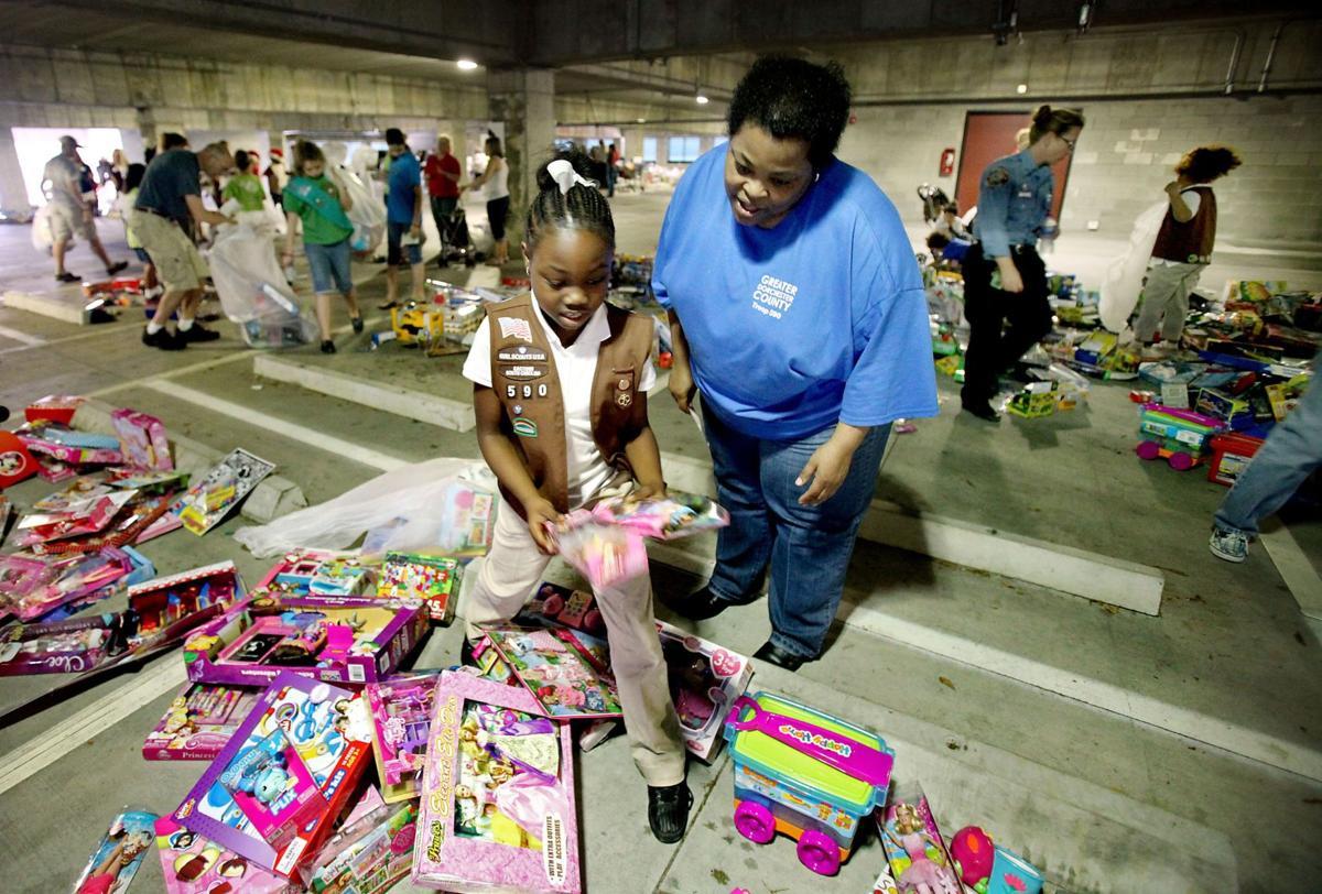 Toy Volunteers