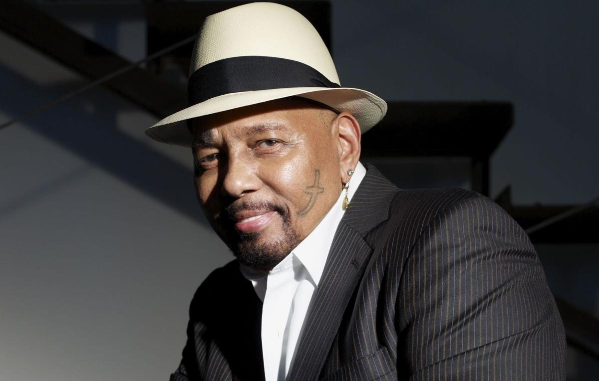 Aaron Neville brings New Orleans R&B to Charleston Music Hall